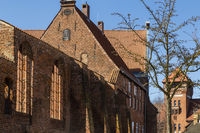 St. John's Abbey (the Johanniskloster), Stralsund, Germany
