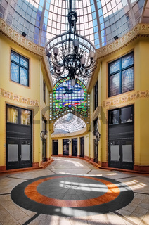 Old passage in Oradea