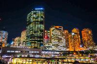 Sydney city Harbour, Australia