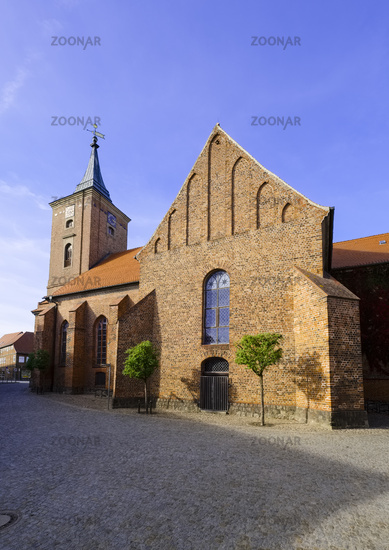 St.-Katharinen Church, Lenzen (Elbe), Brandenburg, Germany
