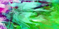 malerei abstrakt bewegung farbig