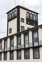 city hall, Funchal, Madeira, Portugal, Europe