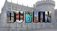 Dublin collage of images