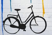 Fahrrad Zeichnung