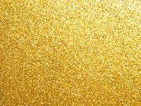 Golden glittering backdrop