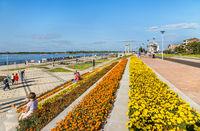 Nizhnevolzhskaya embankment