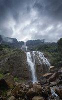 Kynrem falls, Meghalaya, India