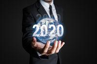 Future business world