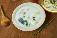 Belgian Fish Soup