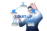 Concept of start-up and entrepreneurship