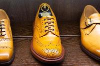 men footwear boutique store