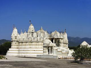 Jain Temple, Shri Manpur Tirth, Abu Road, Rajasthan.