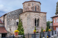 The Sveta Sofija church in Ohrid