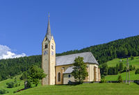 Village church of Kartitsch, Eastern Tirol