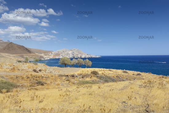 Beautiful Crete Landscape, Greece