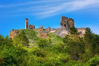 Fortress Cicva, Slovakia