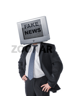 Conceptual design of fake news