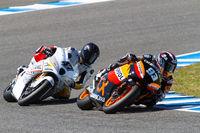 Marquez and Rodriguez  pilot of Moto2