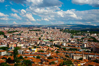 cityscape of turkish capital ankara