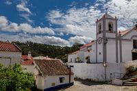 Church in Odeceixe, Portugal