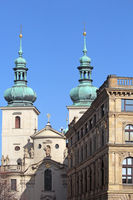 Church St.Gallus in Prague