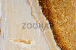Real natural ' Onyx Cappuccino light ' texture pattern. Background.