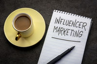 influencer marketing handwriting
