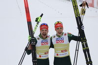 Teamsprint Nordic Combined FIS Nordische Ski-WM 2019 Seefeld
