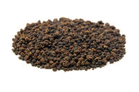 Granulated tea