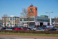 Conference centre NBC with parking place in Nieuwegein, the Netherlands