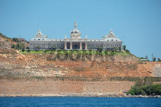 Nha Trang Island Architecture