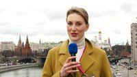Female Tv Reporter