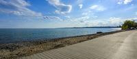 Beach Ontario Lake