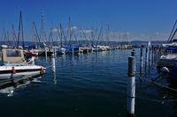 Lake Constance, yachts and boats