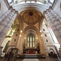 St. Andreas, Romanesque Church, Cologne, Rhineland, North Rhine-Westphalia, Germany, Europe