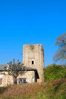 The  tower d'Échizadour