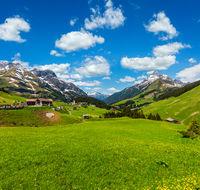 Alpine view, Vorarlberg, Austria