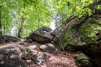 Felsen und mehr