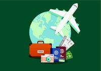 Travel World Concept