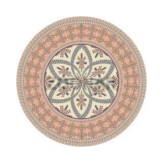 Palestinian design element 129