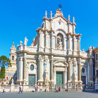 Saint Agatha Cathedral of Catania
