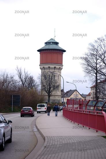 Water tower Pirmasens