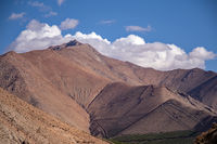 beautiful montains in chile