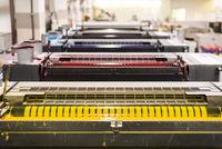 Sheetfed printing maschine