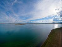 Mongolian lake Telmen-Nuur