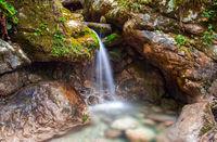 clean waterfall
