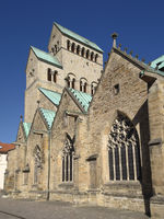 Hildesheim - The Hildesheim Cathedral of the Assumption of Mary, Germany