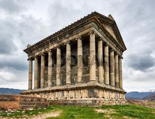 Ancient Garni pagan Temple