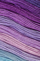Multicolored wool - abstract fashion background