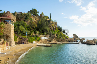 Mermeli City Beach Kaleici Antalya Turkey H